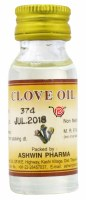 Ashwin Clove Oil 20ml