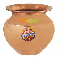 Copper Kalash/ Lota Large