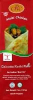 Crc Malai Chicken Kathi Roll 141g