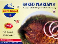 Daily Delight Baked Pearlspot 350g