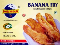 Daily Delight Banana Fry 454g