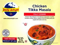 Daily Delight Chicken Tikka Masala 10oz