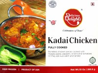 Daily Delight Kadahi Chicken 10oz