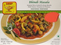 Deep Bhindi Masala 10oz