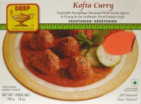 Deep Kofta Curry 10oz