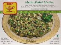 Deep Methi Malai Mutter 10oz