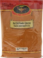 Deep X-hot Red Chilli Pdr 400g