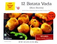 Deep Batata Vada 600g