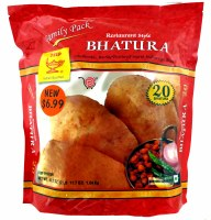 Deep Bhatura Vpack 20pc