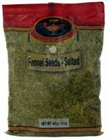 Deep Salted Fennel Seeds 400g