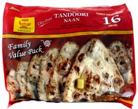 Deep Tandoori Naan Bulk 16pc
