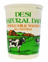 Desi Yogurt Natural 5lb