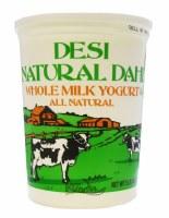 Desi Yogurt Natural 5lb