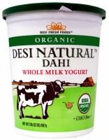 Desi Yogurt Organic 2lb