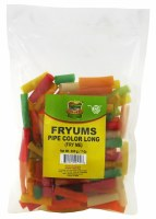 Dharti Fryums Pipe 200g Color