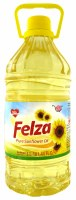 Felza Sunflower Oil 3litre