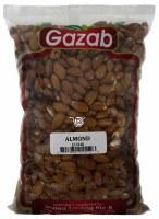 Gazab Almonds 3.5/4lb