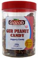 Gazab Gur Peanut  Candy 400g Amritsari