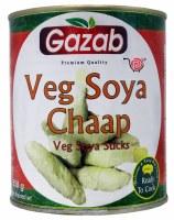 Gazab Wet Veg Soya Chaap 400g