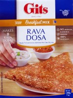 Gits Rava Dosai Mix 200g
