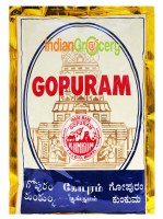 Gopuram Red Kumkum 200gm Dark