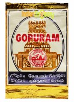Gopuram Kumkum 10gm Dark Red