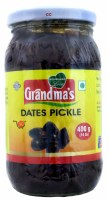 Grandma's Dates Pickle 400g