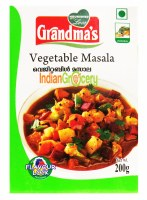 Grandma's Vegetable Masala 200g