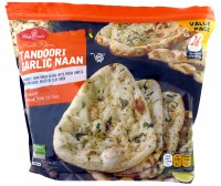 Haldiram's Garlic Nan Bulk 15pc