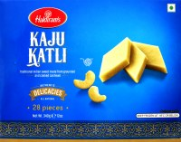 Haldiram's Kaju Katli 400g