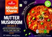 Haldiram's Mutter Mushroom 10 Oz