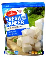 Haldiram's Fresh Paneer Cubes 908g