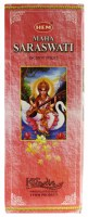 Hem Saraswathi Incense 6 Pack