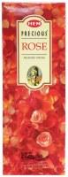 Hem Rose Incense 6 Pack