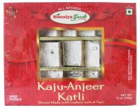 Himalaya Kaju Anjeer Katli 340