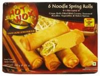 Hot Wok 6 Noodle Spring Rolls