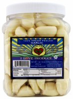 Peeled Garlic - 1lb