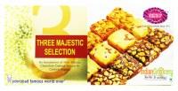 Karachi Triple Delight 600g Fruit-cashew-choc Cashew