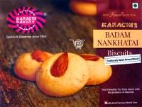 Karachi Badam Nankhatai 250g Biscuits