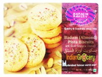 Karachi Bakery Badam Pista Biscuits 400g