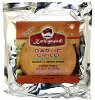 Kathiyawadi Garlic Chilly Khakhara 200g