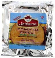 Kathiyawadi Tomato Chilli Khakhara 200g