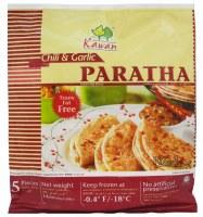 Kawan Chilli & Garlic Paratha