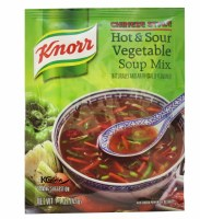 Knorr Hot & Sour Veg Soup Mix (47g)