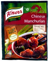 Knorr Chinese Manchurian Sauce 55g