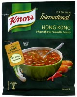 Knorr Manchow Noodle Soup Hong Kong