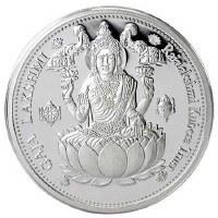 Laxmi Silver Coin 10 Gms