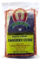 Laxmi Jaggery Cubes 2lb South Indian