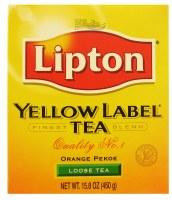 Lipton Yellow Label 450g
