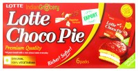 Lotte Choco Pie 168g